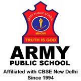 Army Public School Logo